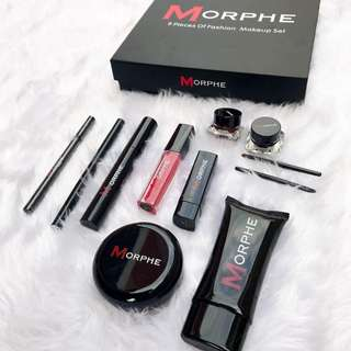 Morphe 9pcs. Set