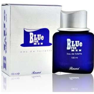 Blue For Men Perfume  100 ml