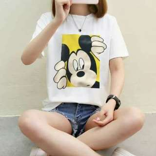 Mickey mouse shirt for only 370