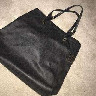 MICHAEL KORS tote bag black