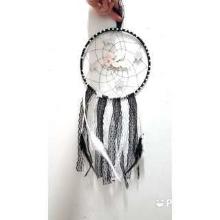 Black Handmade Dreamcatcher