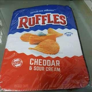 Ruffles Cheddar & Sour Cream Laptop Case/ Document Pouch
