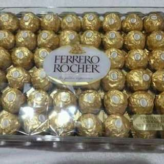 imported chocolate from USA