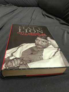 Half Lion  how P V Narasimha Rao transformed India.a biography