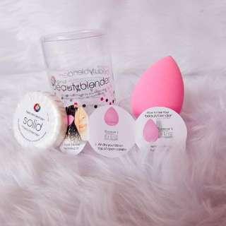Beauty Blender w/ Soap