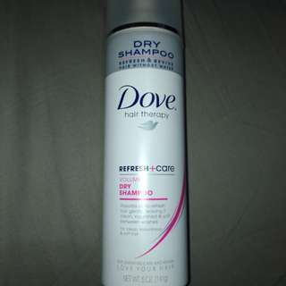 Dove Dry Shampoo 3pc for 550