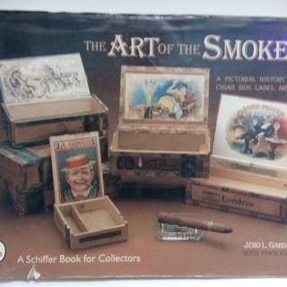 Buku The Art of The Smoke, Jero L Gardner 1998