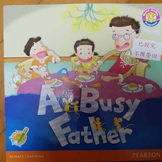 a busy father