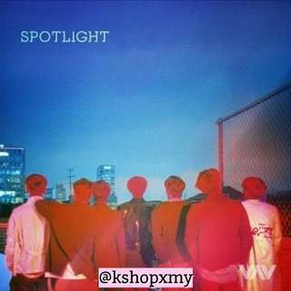 VAV 3rd Mini Album - ' Spotlight '