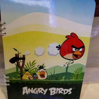 Angry Birds Agenda