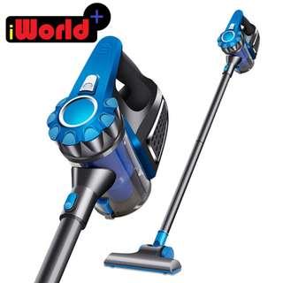 Household Vacuum Cleaner Floor Cleaning Machine  -  BLUE