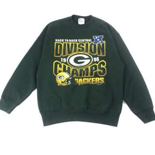 Green Bay Packers Vintage Sweater