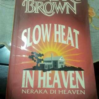 Sandra Brown Slow Heat In Heaven