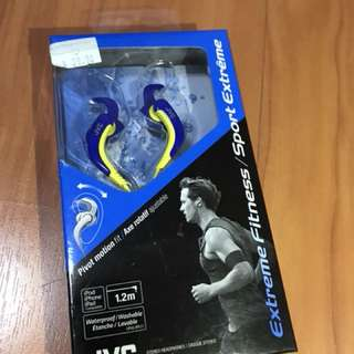 JVC sport earpiece