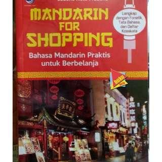 PA Mandarin For Shopping Bahasa Mandarin Praktis Untuk Berbelanja