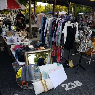 DESIGNER SALE AT CAMBERWELL MARKET TODAY!!!
