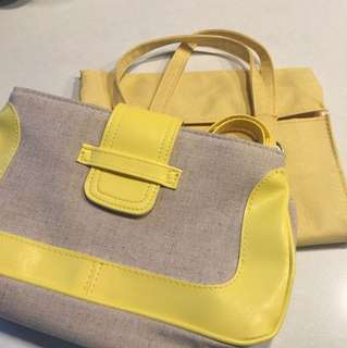 Elizabeth Arden 化妝袋+lunch bag
