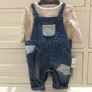New mothercare with tag size 0-3m
