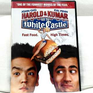 Harold & Kumar Go To White Castle (Comedy rated M18)