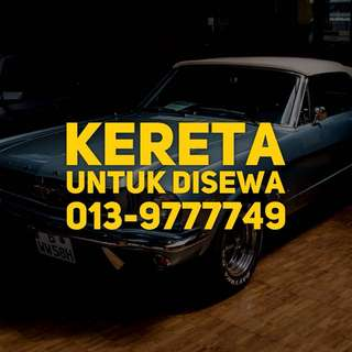 Car Rental / Kereta Sewa Subang Jaya