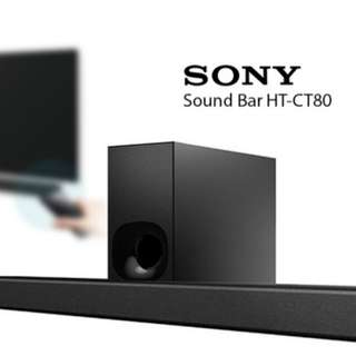 Sony HT-CT80 Soundbar Home Speaker