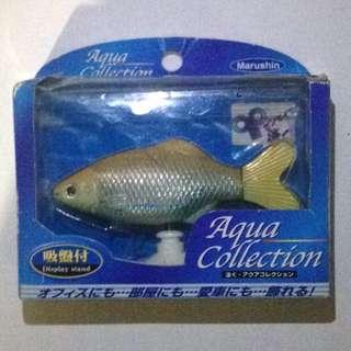 Vintage Japanese Collectible: Aqua Collection - Marushin Koi