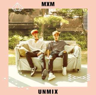 [Readystock]MXM 'UNMIX 1st Mini Album'