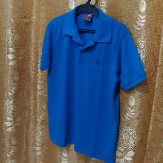 Level One Blue Poloshirt