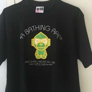 BAPE by A Bathing Ape T-shirt M