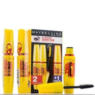 Mascara maybeline kuning like ori