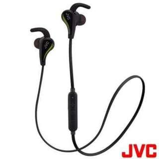 【JVC】無線藍牙運動防水耳機