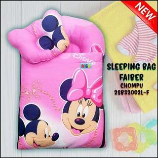 Sleeping bag baby