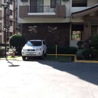 Rosewood Pointe Taguig Street Level Parking