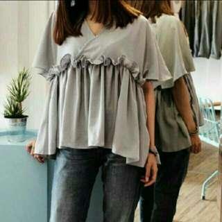 Hana grey by Shopataleen