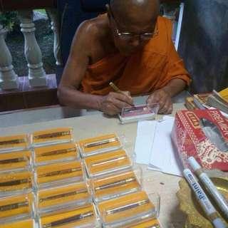 Ck On maikru-Ck On tongkat with signature and orginal tmeple box