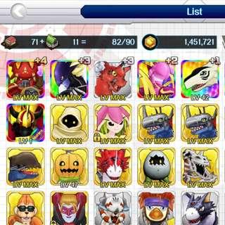 Digimon Liks