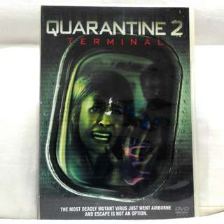 QUARANTINE 2 Terminal (Rated M18)