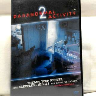 PARANORMAL ACTIVITY 2 (Rated NC16)