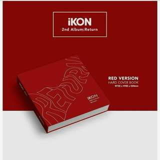 Ikon - Return 2nd Album