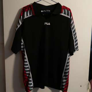 Fila Collared Athletic Shirt