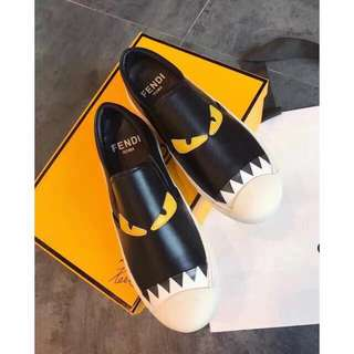 Luxury Fendi shoes