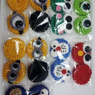 Earmuffs (crochet)
