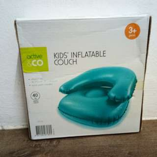 Kid inflatable couch aka kerusi empuk anak2