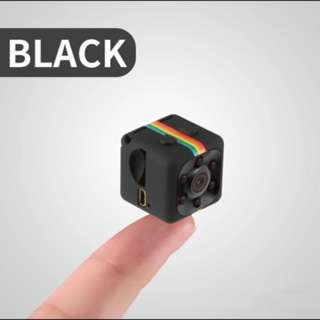 Cube Camera - small in size