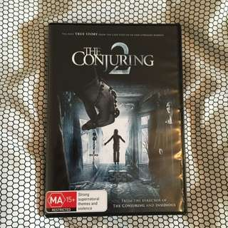 The Conjuring 2 DVD