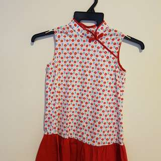 Preloved qipao for girls