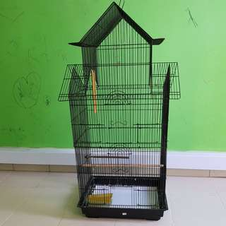 Bird Tower Cage