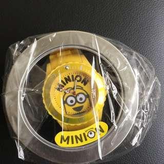 Minion Wrist Watch (Original from Japan)