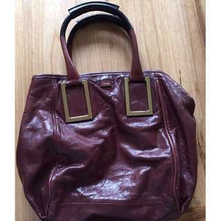 Authentic Chloe Ethel Tote