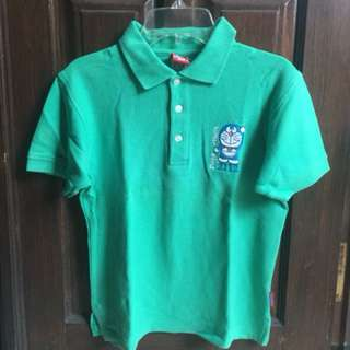 Doraemon Polo shirt tosca